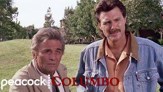 An Explosive Murder   Columbo