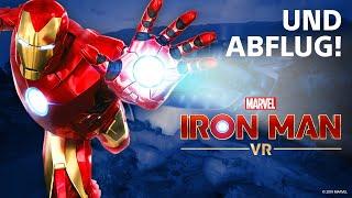 Unser erster Eindruck von Marvel's Iron Man VR