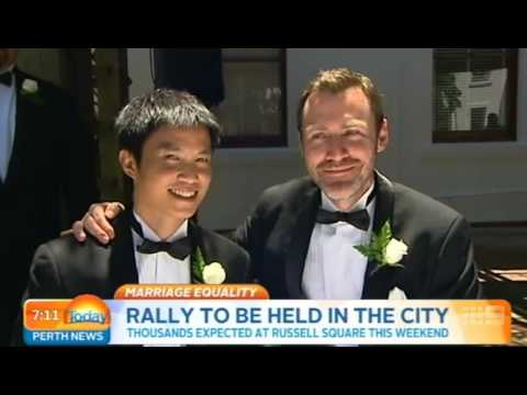 Marriage Rally | Today Perth News