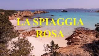 La spiaggia rosa è una situata a cala di roto, sud-est dell'isola budelli; compresa nell'arcipelago maddalena. deve il suo nome al cara...