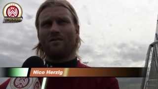 [SVWW] Nico Herzig vor dem Spiel gegen Aachen [SV Wehen Wiesbaden]
