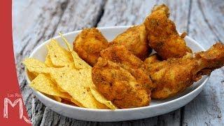 POLLO FRITO AL ESTILO KFC   La receta del Kentucky Fried Chicken