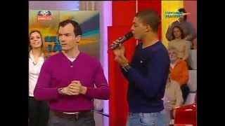 Samba Livre em Portugal -Tá na Hora   na TV SIC