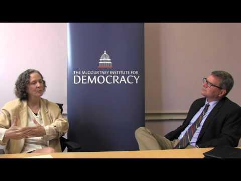 Mary Stuckey interview