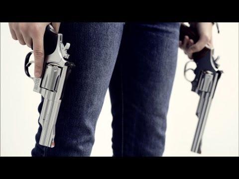 24 Shot Tokyo Marui M66 Revolver - Redwolf Airsoft RWTV