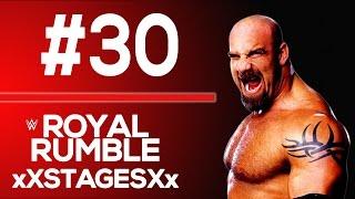 WWE Royal Rumble 2017 - Surprise Entrance #30