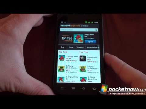 New Amazon App Store For Android | Pocketnow