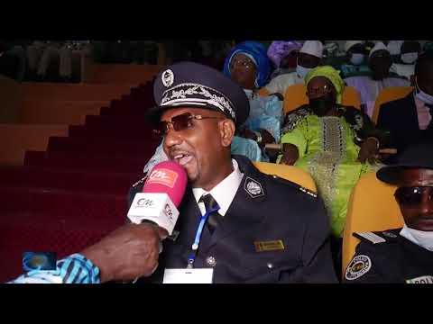 Conakry Nouvelles INSTALLATION DU PRÉSIDENT CNRD 2