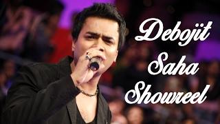 Debojit Saha Show Reel | SaReGaMaPa 2005 Winner | Playback Singer | Live Performer