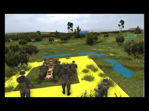 Tutorial #2: basics, indirect fire and artillery