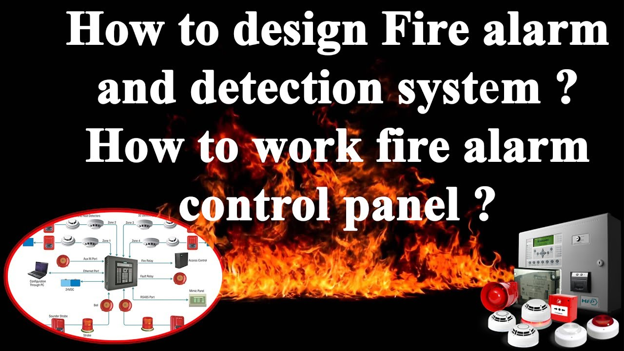 fire detection system design Plex than wet pipe and dry systems because they contain more components and equipment the deluge valve is activated by operation of a fire detection system installed in the same area as the sprinklers (figure.