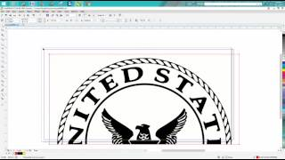 Corel Draw Tips & Tricks Engrave something larger than your laser bed