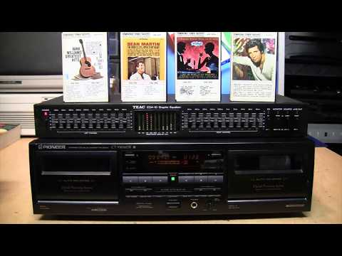 Playing 50 YEAR OLD cassette tapes! Mp3