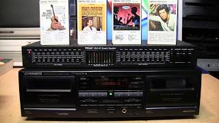 Playing 50 YEAR OLD cassette tapes!