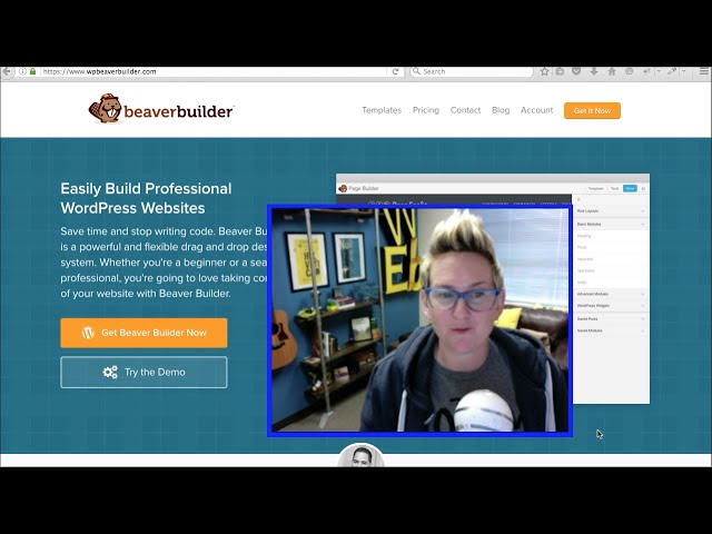 Basics of Beaver Builder - Free Page Builder for WordPress