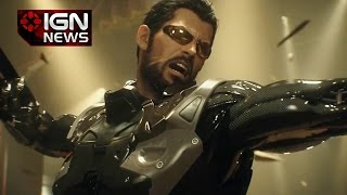 Deus Ex: Mankind Divided Development Outsourced on PC - IGN News