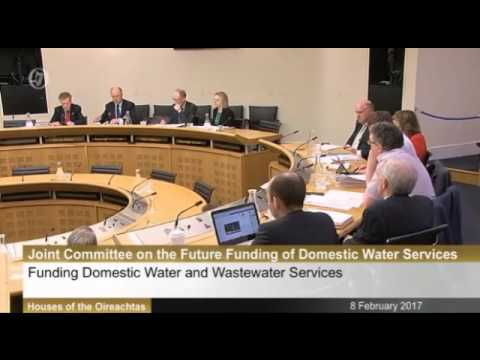 Thomas' Committee Question to public company Scottish Water