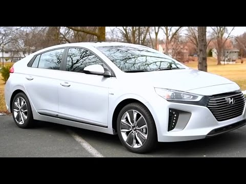 2018 Hyundai Ioniq Hybrid Review And Specification
