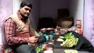 The making of famous Banarasi Paan