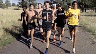 Workout Wednesday: NAU Men Crush Sub-Threshold