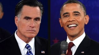 Obama vs. Romney: Second Presidential Debate