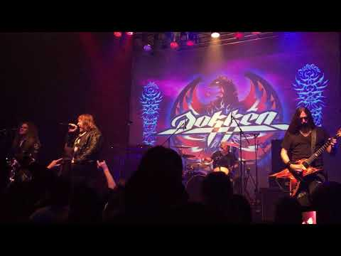 Dokken - Tooth and Nail - 12/14/17 - State Theatre, St. Petersburg, FL
