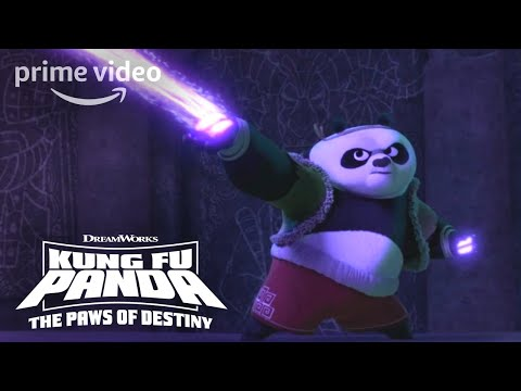 Kung Fu Panda: The Paws of Destiny Season 1 – Official Trailer | Prime Video Kids
