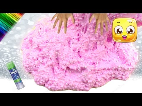 How to make floam slime giant fluffy snow slime no borax liquid how to make floam slime giant fluffy snow slime no borax liquid starch baking soda eye drops youtube ccuart Choice Image