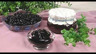 Варенье из ягоды Санберри/ красивое и безумно вкусное