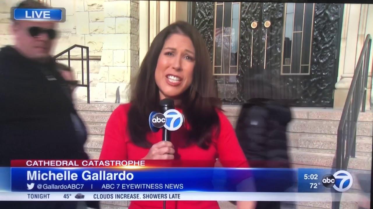 BaBa Booey bomb on ABC 7 Chicago newscast 4/16/19