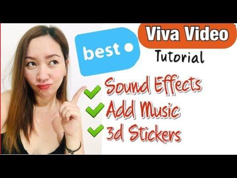 How To Edit Using Viva Video