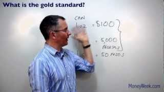 The Gold Standard: How Does it Work? Do We Need It?