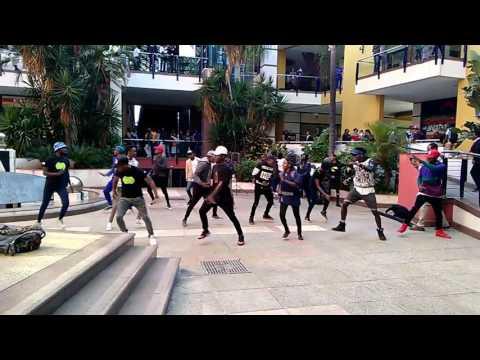 TechFest 2017 Flashmob- Bulawayo Centre