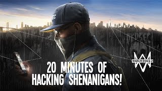 Watch Dogs 2 Gameplay: 20 Minutes Of Hacking Shenanigans
