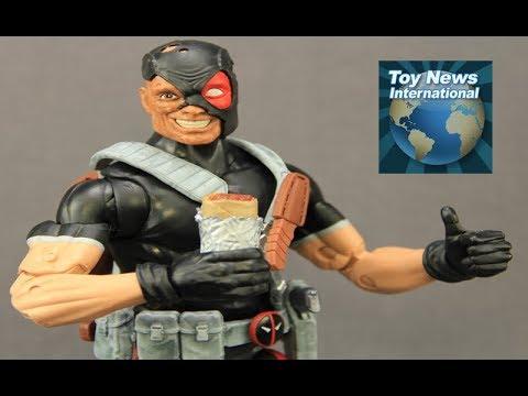 Figure Agent Of Weapon X 12 Inch Deadpool Marvel Legends Series