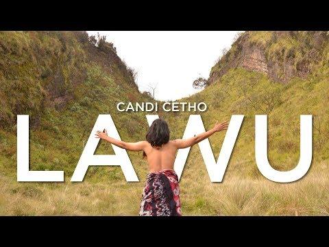 KETEMU BENCONG BIAK DI GUNUNG LAWU VIA CANDI CETHO | #TRAVELVLOG