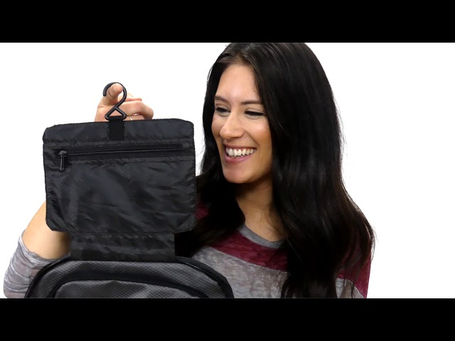 Product Video   T661 Toiletry Bag