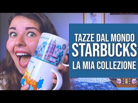 Le mie tazze di Starbucks!