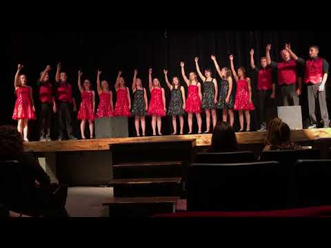 Gunnison High School Show Choir- Fall 2017 Performance