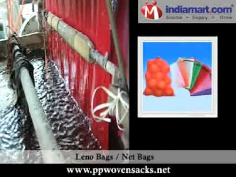 Leading Manufacturer Of Pp Woven Sacks In India