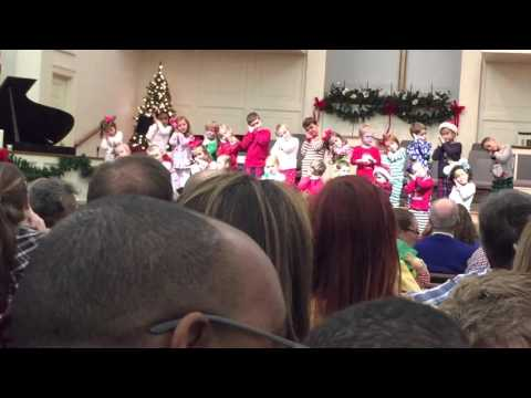 Happyland Preschool Christmas Program