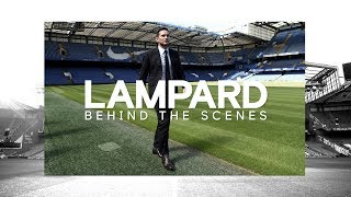 Behind-The-Scenes: Frank #Lampard Returns Home🎥