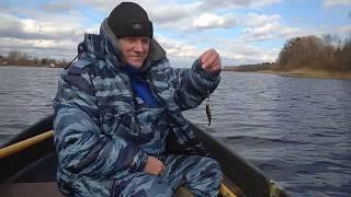 Лужский район озеро Врево Ловим на летние и зимние снасти