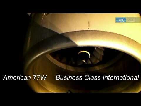 American Boeing777-300ER Business Class 77W International