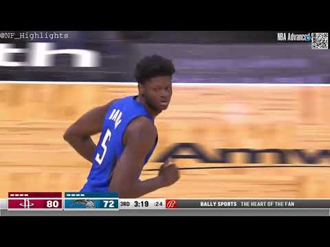 Mo Bamba  11 PTS 9 REB: All Possessions (2021-04-18)