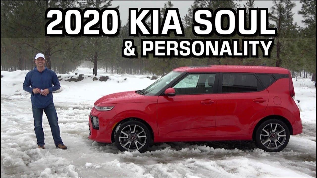 2020 Kia Soul Gt Line Turbo On Everyman Driver Youtube
