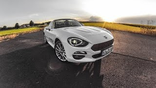 Im Test: Fiat 124 Spider Lusso 1.4 MultiAir - The ProbefahrtBlog