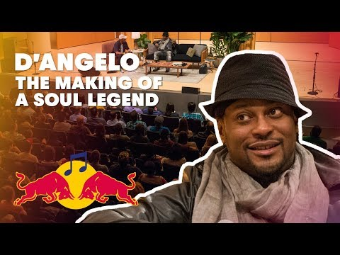 D'Angelo Lecture (New York 2014) | Red Bull Music Academy