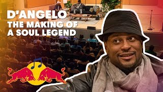 D'Angelo Lecture (New York 2014)   Red Bull Music Academy