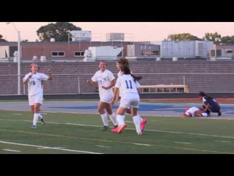 Sayreville Lady Bombers Soccer vs New Brunswick September 13, 2016